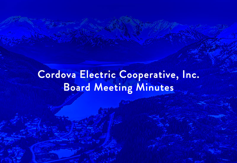 Cordova Electric Cooperative