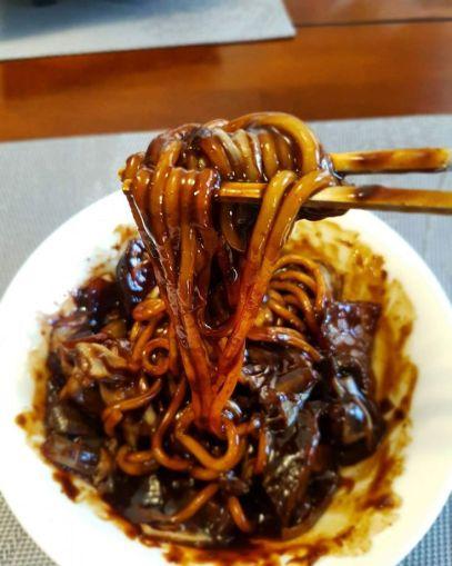 plato típico para disfrutar el dia negro