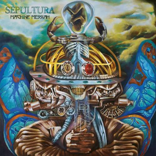 Sepultura - Machine messiah - chronique | COREandCO webzine