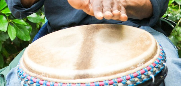 Kit Drumming 1:1