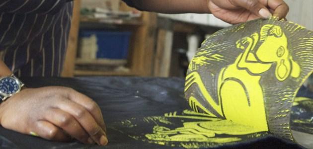 Printmaking Techniques in Focus