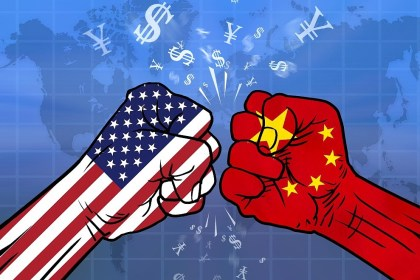 Trade War Between China and The US
