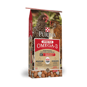Purina® Layena® Plus Omega-3