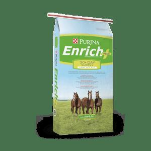 Enrich Plus Ration horse feed