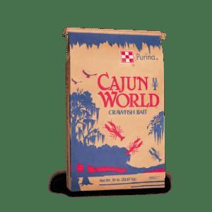 Purina Cajun World Crawfish Bait