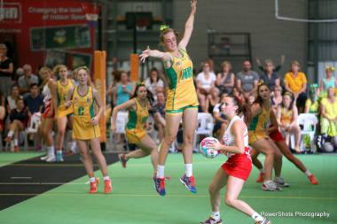 Netball Strength and Conditioning for performance