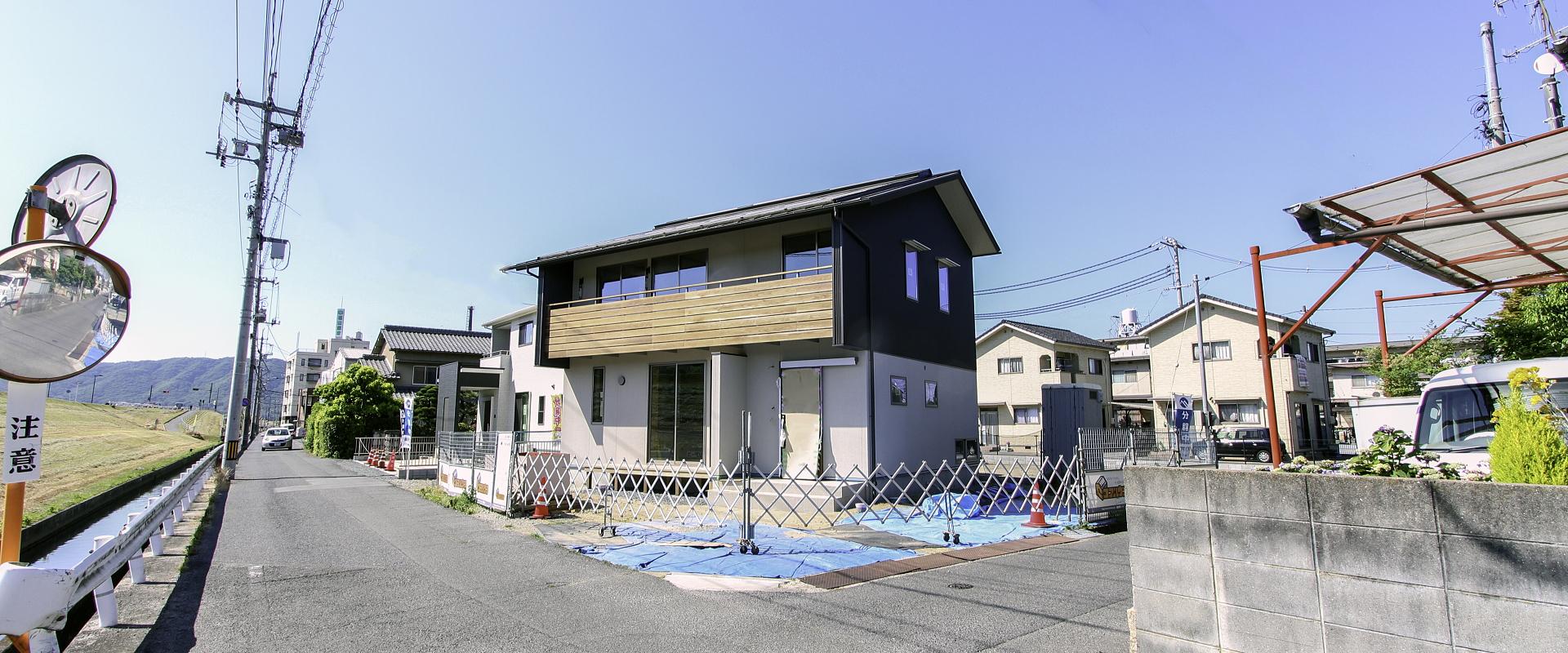 草戸町で工務店コアハウス木の家を建てる|福山の新築注文住宅