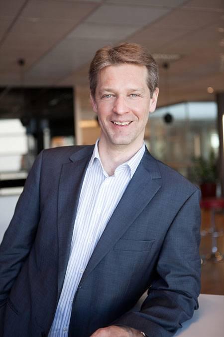 Peter Bäckman, VD CoreIT Svealand
