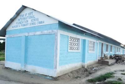 Uppdateringar från skolprojektet i Jimba, Kenya