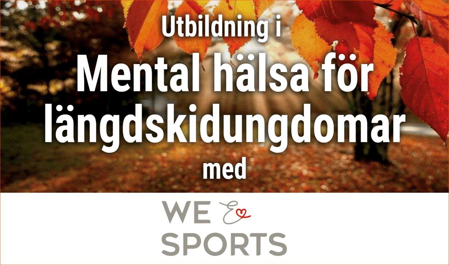 Annons mental hälsa längdskidungdomar sponsring CoreIT