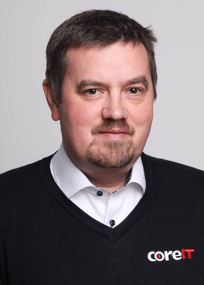 CoreIT Henrik Olsen