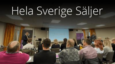 Säljutbildning med kunden i fokus