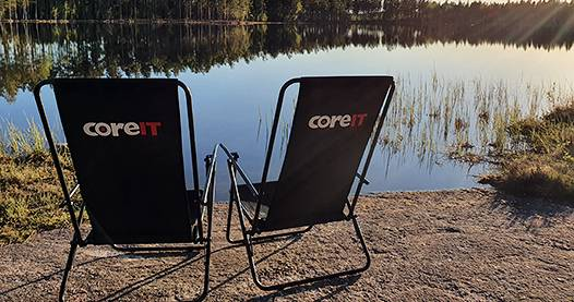 Sommarhälsning från CoreIT