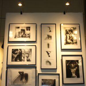 wireless art exhibition led lighting