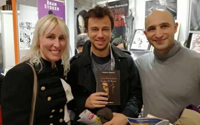 Corella a Più libri, più liberi, Roma
