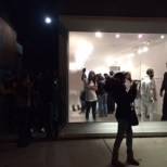 Outside OVO Store in Toronto