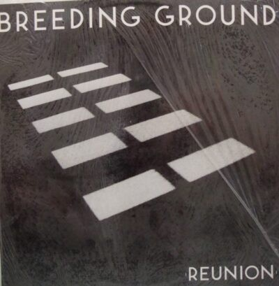 Breeding Ground 'Reunion'/'Slaughter' album cover photo by A Davies