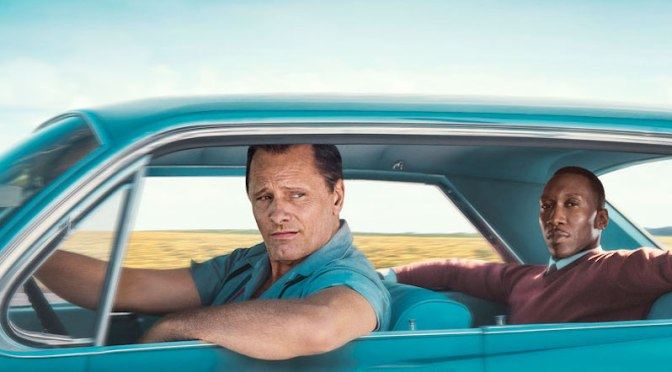 Viggo Mortensen and Mahershala Ali star in Green Book