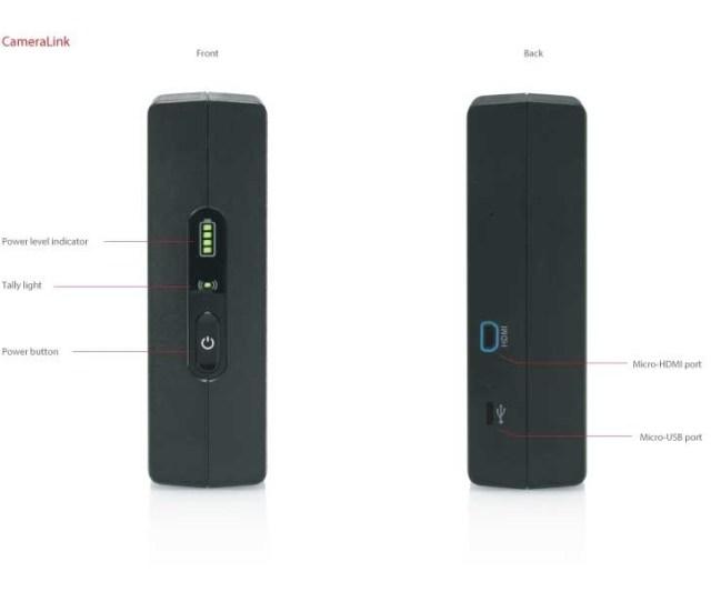 Slingstudio Cameralink Wi Fi Video Transmitter