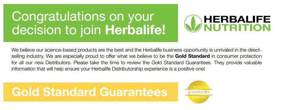 Herbalife Sales and Marketing Plan (Update)– Order Herbalife