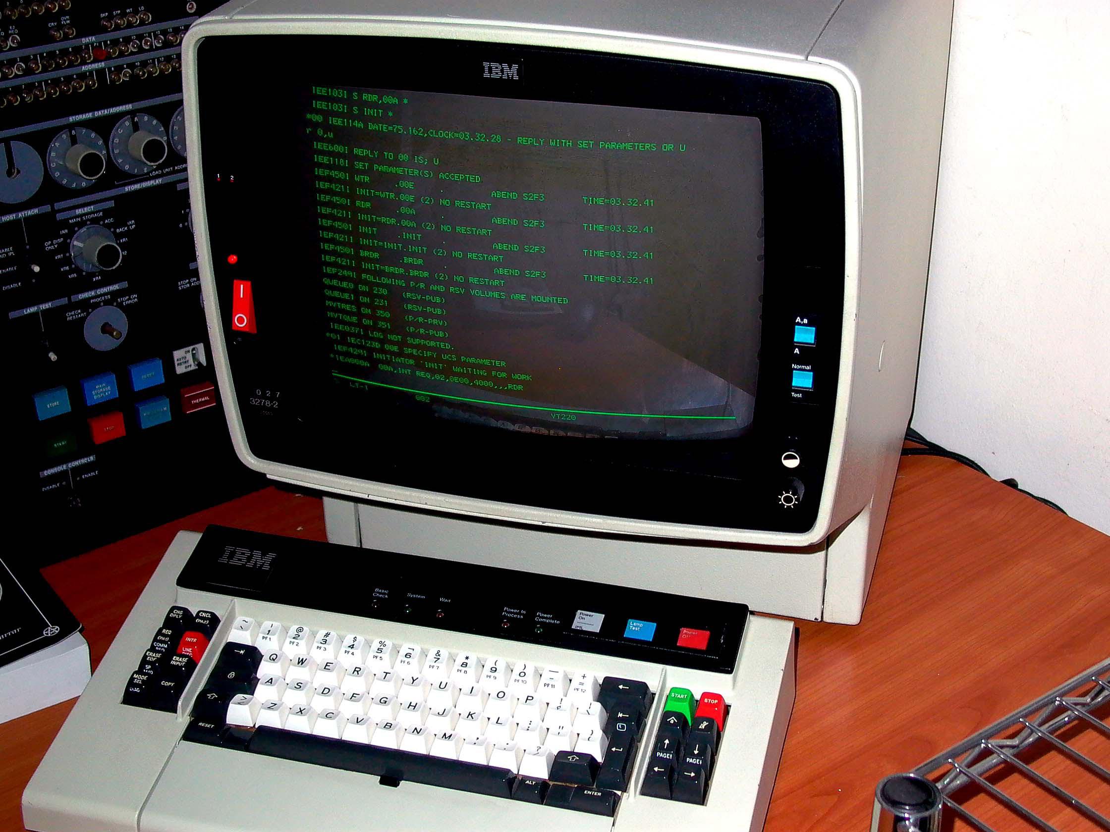 mainframe as400 mainframe