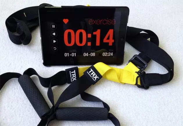 tabata timer iphone