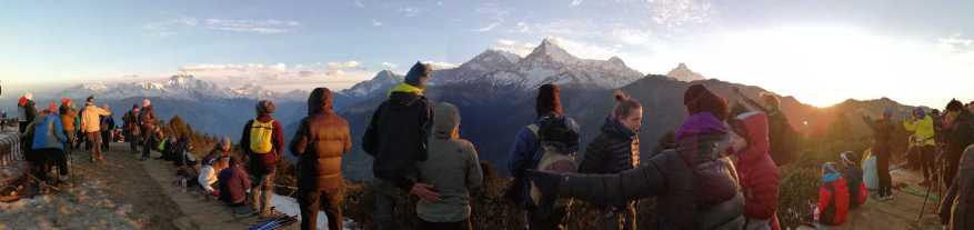 Annapurna Mountain Trekking