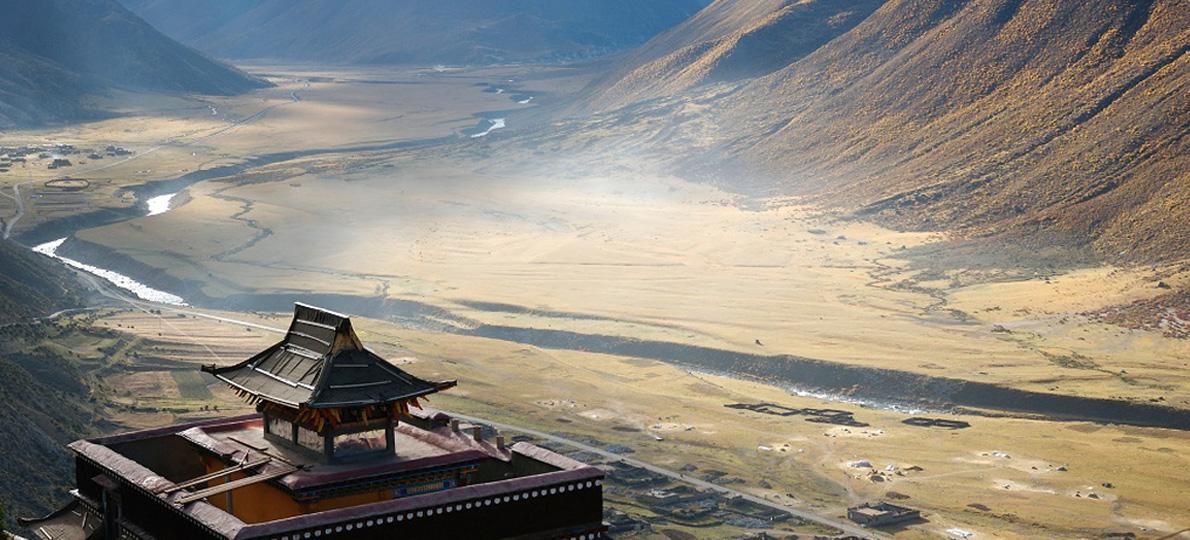 tibet prayer flag