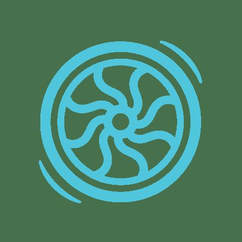 Flywheel Logo for Affiliation