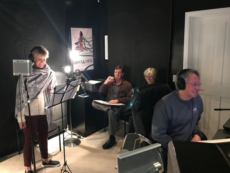 Dino deLucy Recording Studio