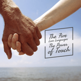 five love languages touch