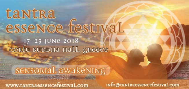 Tantra Essence Festival with Sarita and Friends | Corfu