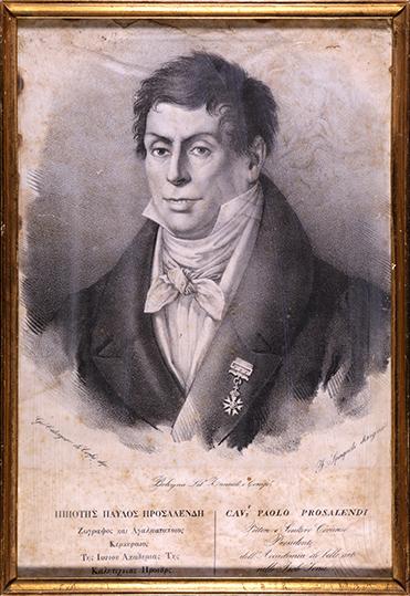 The Knight Paolo Prossalendi
