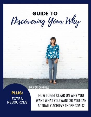 THE GUIDE TO DISCOVERING YOUR WHY