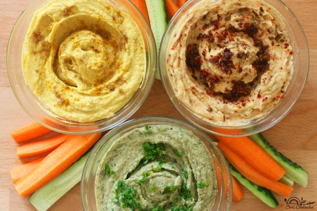 trio humus