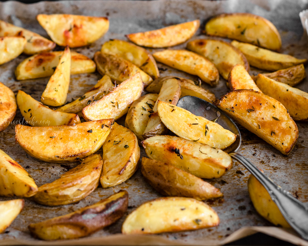 How To Roast Perfect Potato Wedges