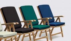 garden recliner cushions recliner chair cushions cushions for garden recliners corido