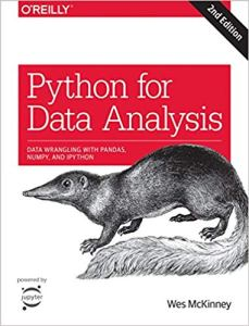 python data analysis book