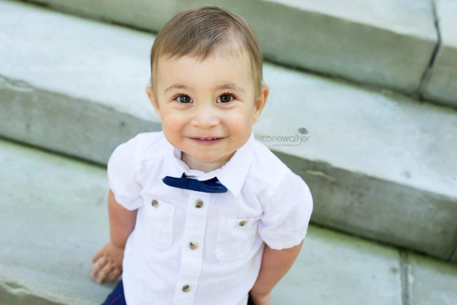 Akron Family Photographer | Knox turns 1