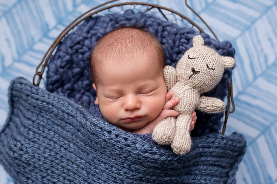 Local Newborn Photographer | Welcome Baby Dean