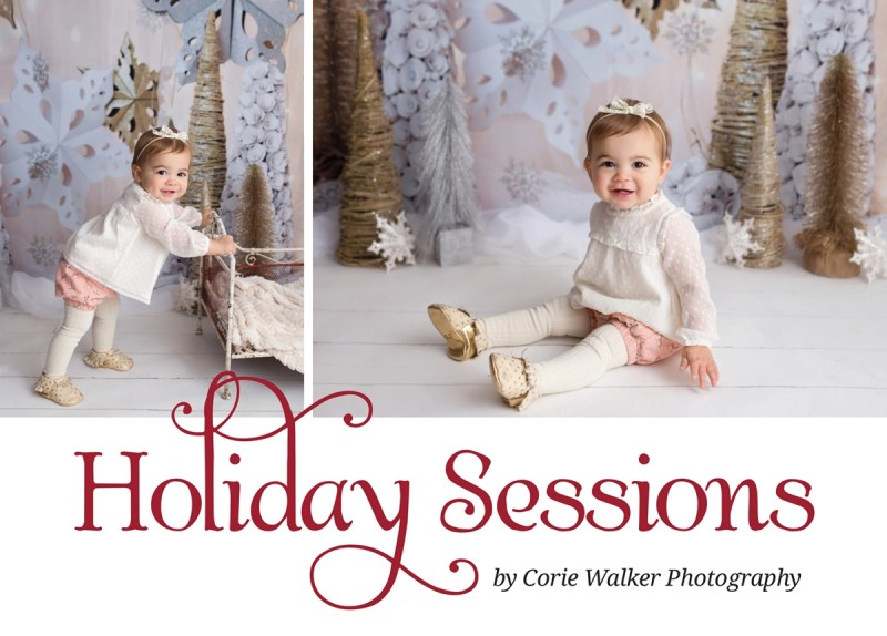 Holiday Sessions | Hudson OH Photographer