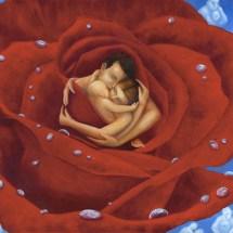 "Love Reflexons — 18x24"" — Giclée Print — $150"