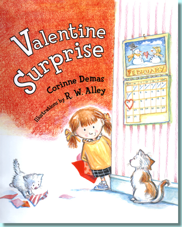 Valentine Surprise -- cover