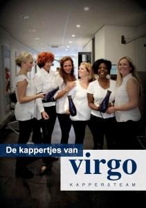 cover jubileumboekje Virgo