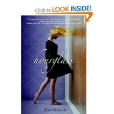 W I N a copy of HOURGLASS by Myra McEntire