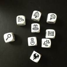 From the Ashes (with Story Cubes)