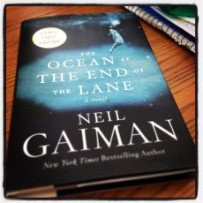 I Just Read: The Ocean at the End of the Lane