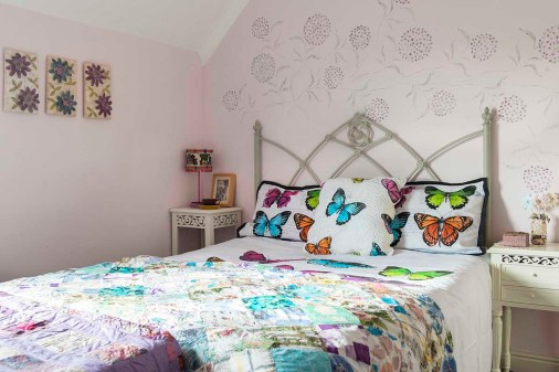Main Bedroom (Colin Poole/HomeStyle Magazine)