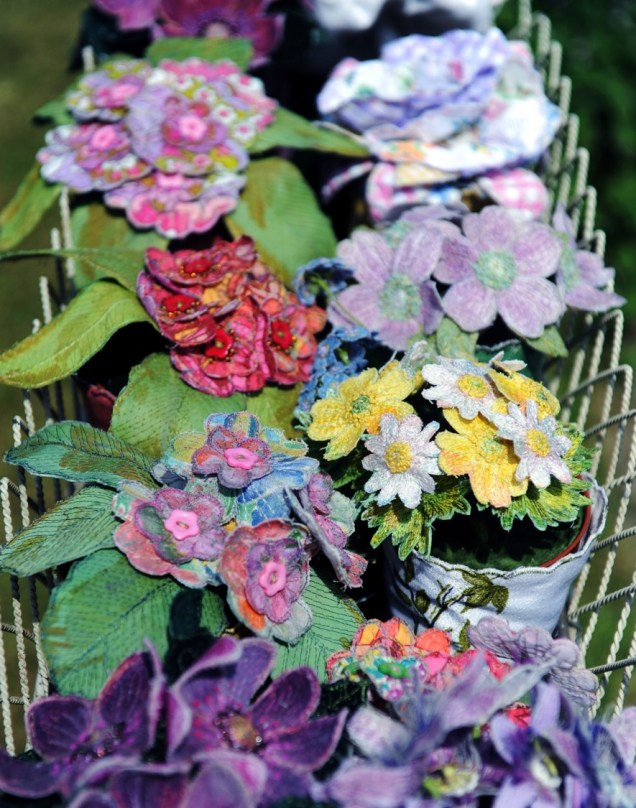 Pot Plants Detail (Jonathan Gawthorpe/Yorkshire Post)