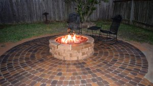 Patios And Fire Pits, Poolside Gas Fire Pits, Fire Pit